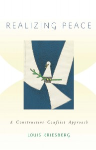 Realizing Peace Book Cover